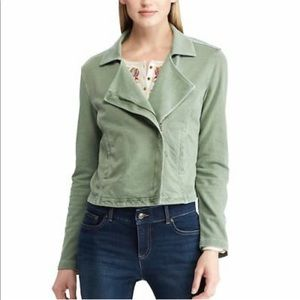 🌼3/$25🌼Chaps Green Jacket Women Large Petite